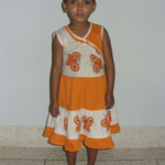 Mithila, a Street Child, Takes Shelter in DCI's Sun Child Homes