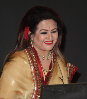 actress babita leaves for bangladesh after a successful