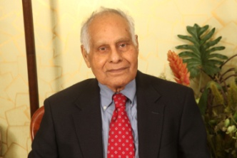 Dr. Syed A. Wadud, DCI Patron