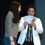 """Magic & Mayhem"" Show at UCONN with Michael Turco"