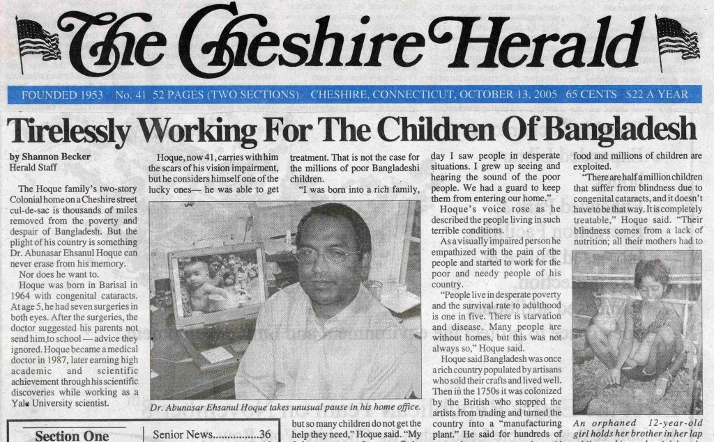 The Cheshire Herald: 10/13/2005