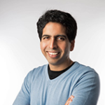 Salman Khan, Founder & CEO of Khan Academy