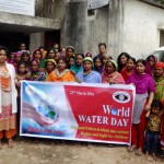 DCI & RSC Celebrate World Water Day 2016 In Bangladesh with Dr. Nina Hoque