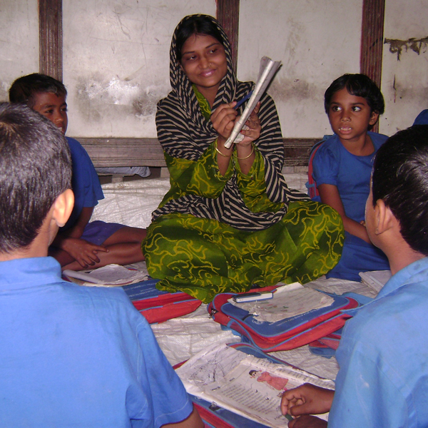 Give 1 Month of Tutoring for 10 Children in Bangladesh