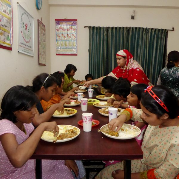 Provide a Week of Meals at Sun Child Home Orphanage