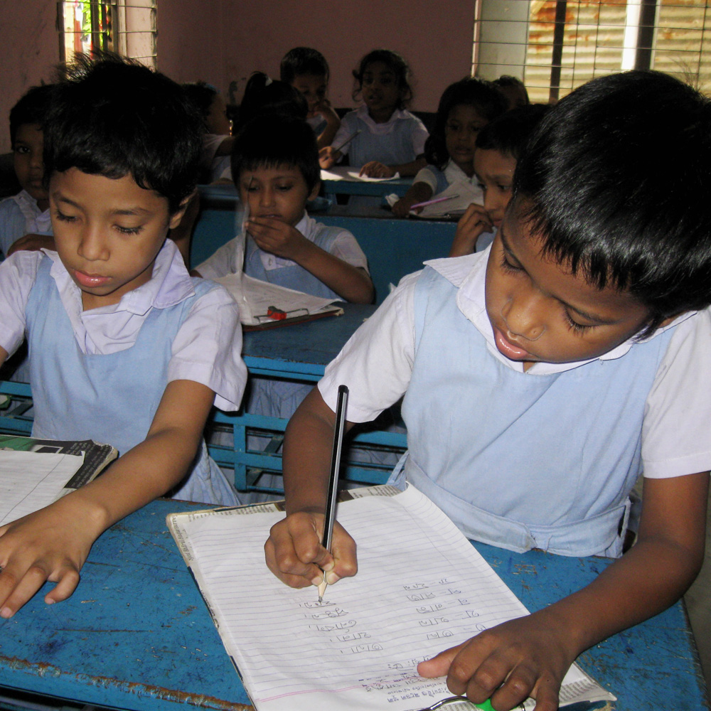 Provide Quarterly Exams for Orphan Girls