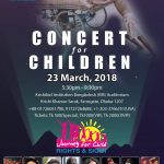 Journey for Rights & Sight Concert in Bangladesh and Australia